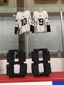 Spartans Honor Falmouth Hockey Players