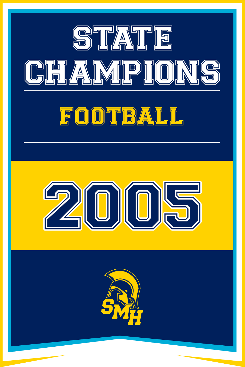 state champions football 2005