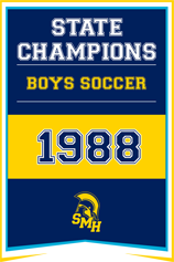 state champions boys soccer 1988