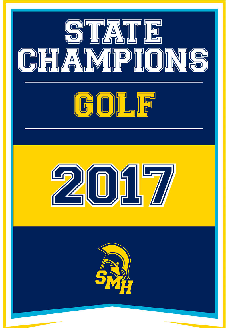 state champions golf 2017