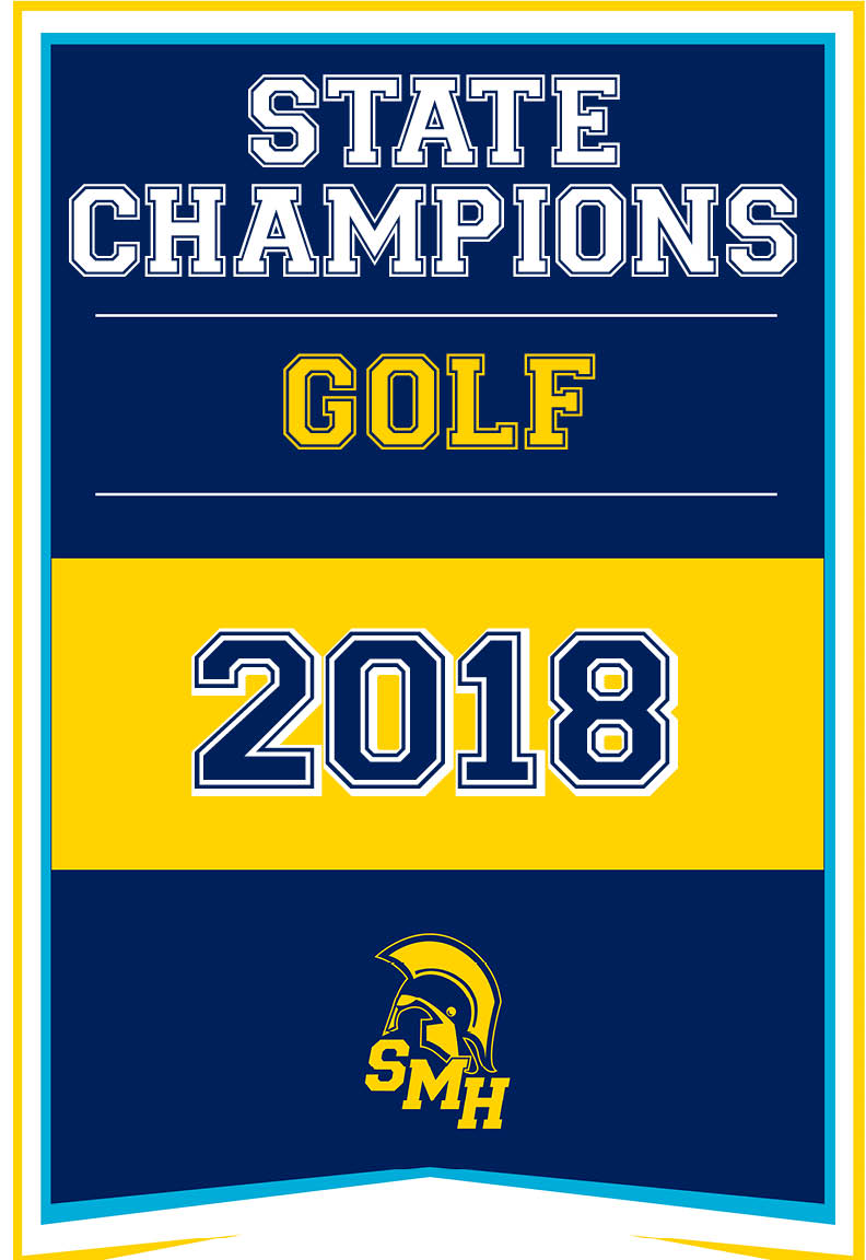 state champions golf 2018