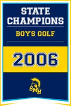state champions boys golf 2006